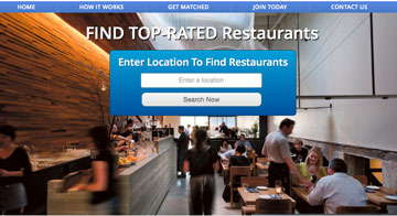 Restaurant Search Engine Marketing - What's On The Menu