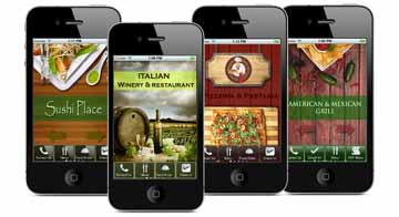 Restaurant Mobile Marketing - What's On The Menu