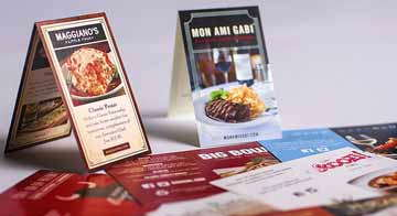 Restaurant Promotional Marketing
